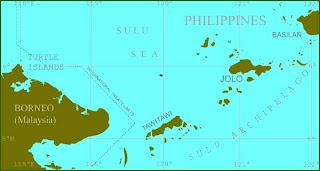 Titanicin Uppoamispaikka Kartalla