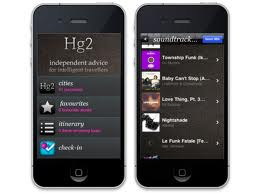 Hg2 | a hedonist's guide to app for iOS
