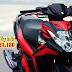 Yamaha Nouvo SX sơn phối màu đỏ đen nhám cực đẹp
