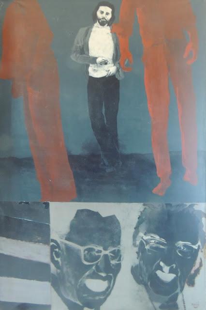 Pablo Mañé arte latinoamericano retrato surrealista
