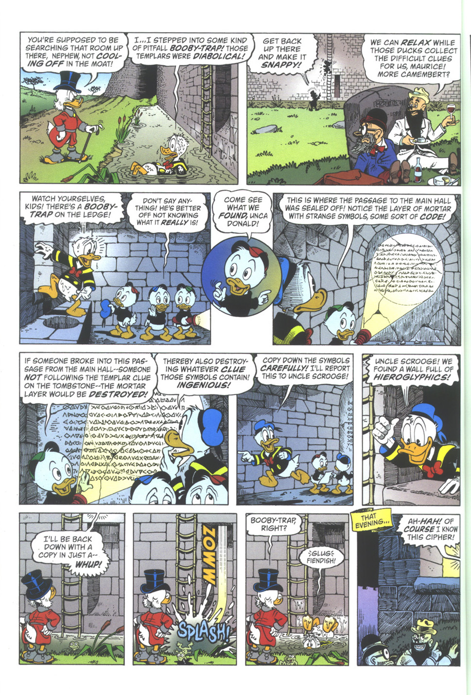 Read online Uncle Scrooge (1953) comic -  Issue #342 - 24