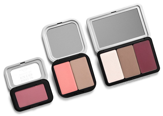 Make Up For Ever Artist Face Color Powders Review Mono Duo Trio Packaging