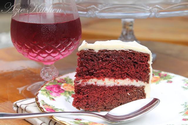 Best Red Velvet Cake
