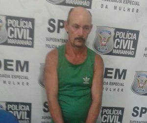 Homem é preso por estupro de sobrinha em São Luís
