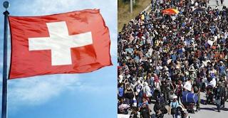 Η Ελβετία και άλλες 10 χώρες υπογράφουν πως δεν θέλουν ούτε έναν πρόσφυγα