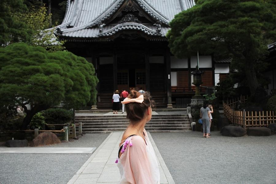 japan temple exploring