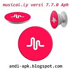 Download musical.ly versi 7.7.0 Apk Gratis