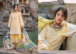 Eidi pakistani Suits Deepsy Launch 2019 new design for Eid wholesale price
