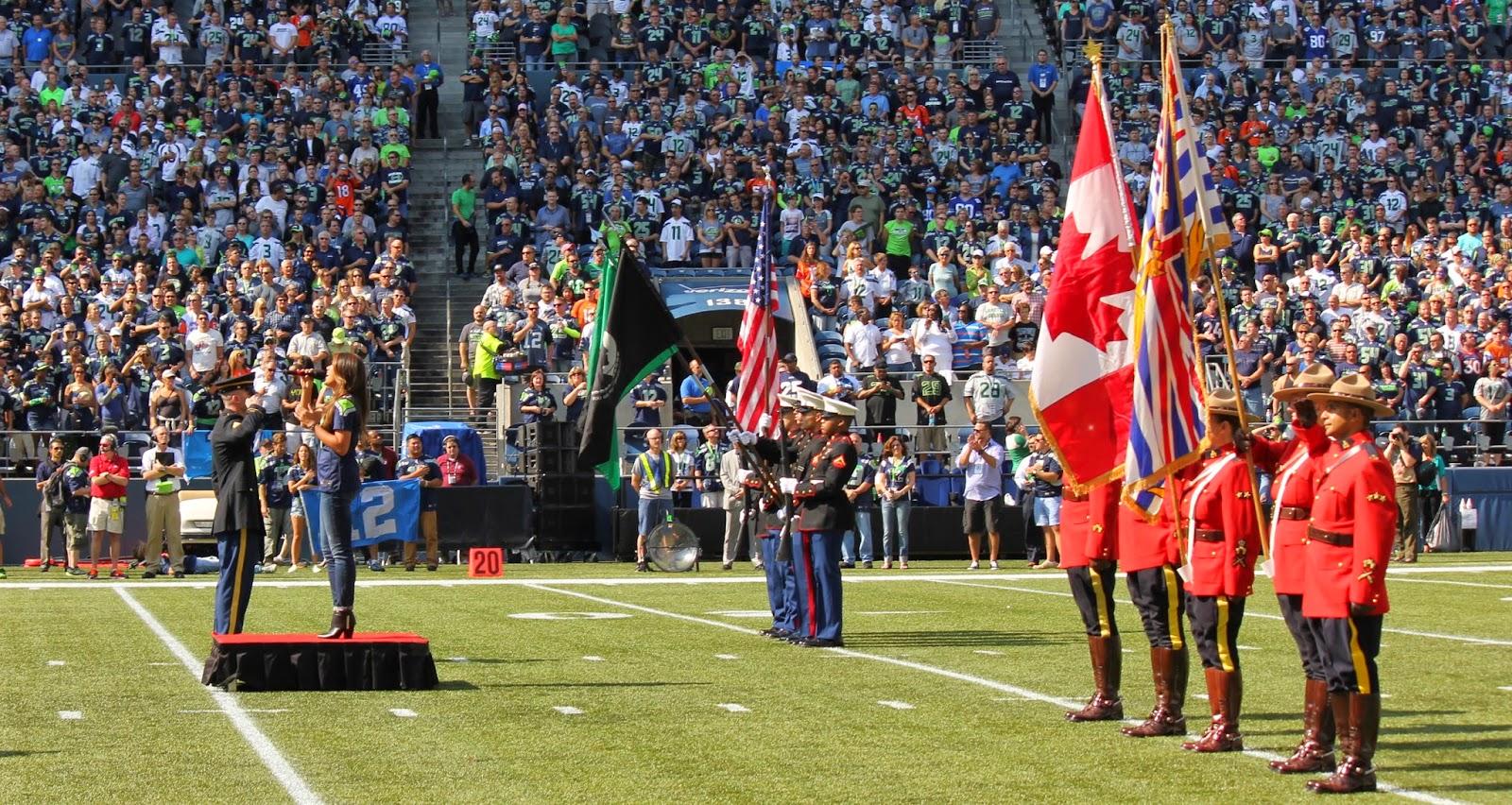 Vancouver anthem singer
