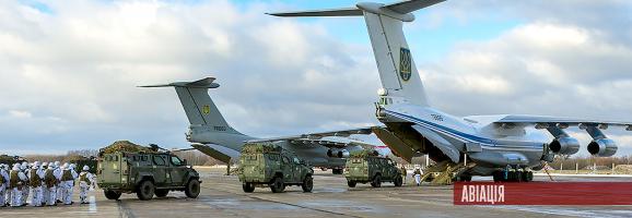 НАРП продовжить строк служби трьох Іл-76 ПС ЗСУ