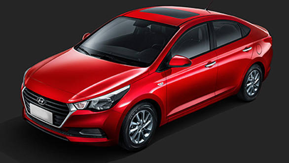 New Hyundai Verna 2017 HD Wallpaper
