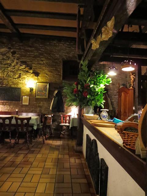 Wine bar in Speyer, Germany