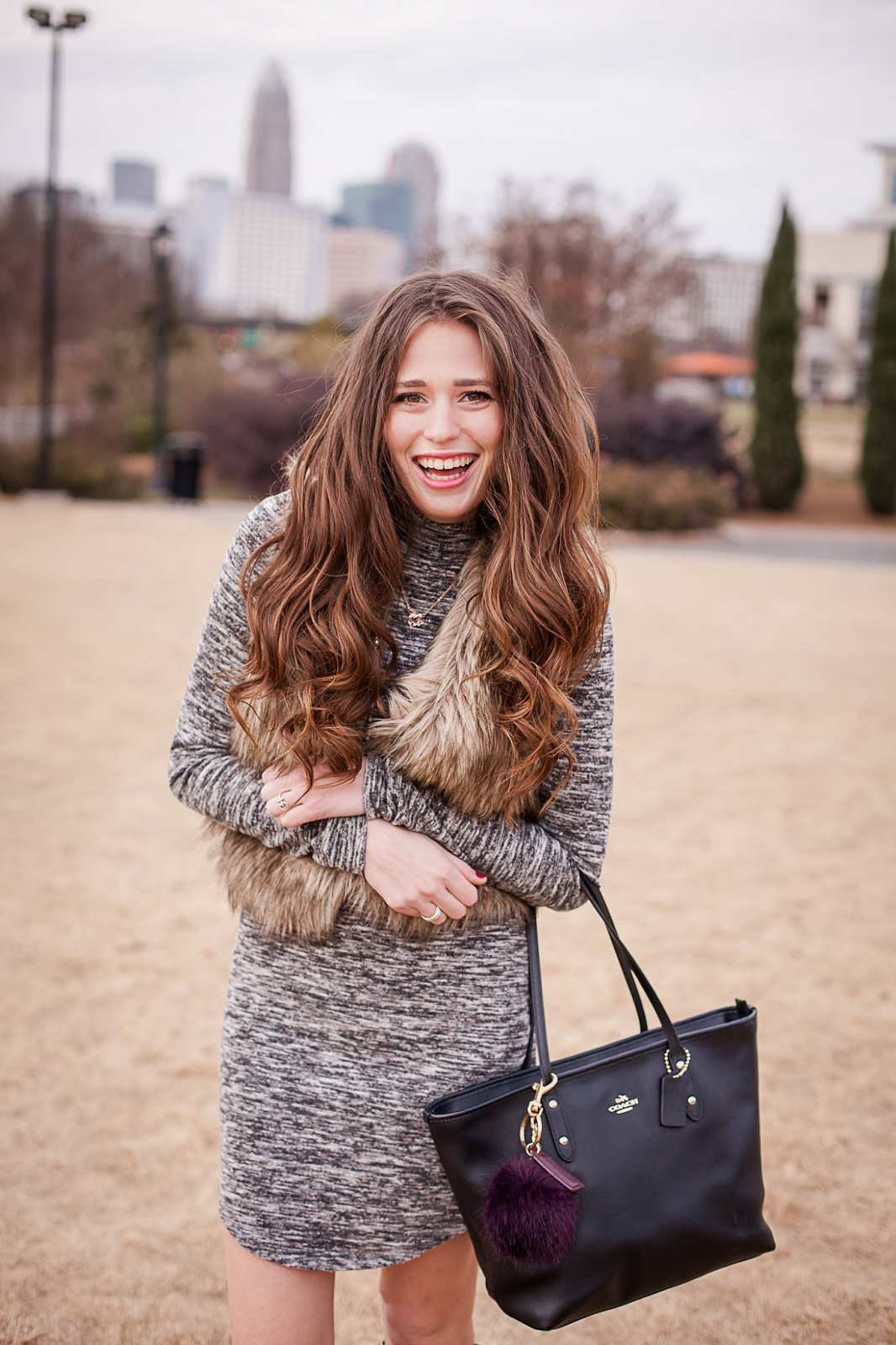 bfe5a89e6e882 Coziest Sweater Dress. | Southern Belle in Training
