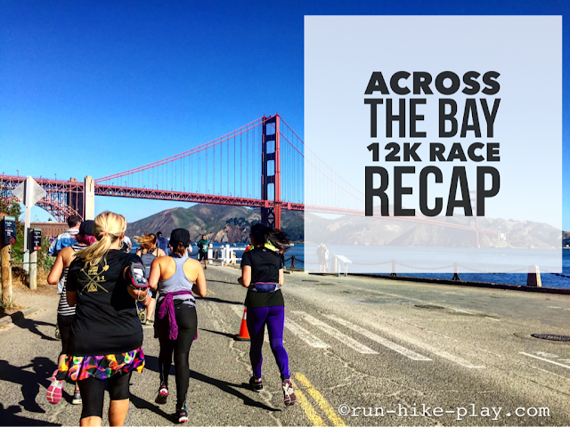 Across the Bay 12K Race Recap