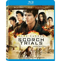Maze Runner The Scorch Trials Bluray