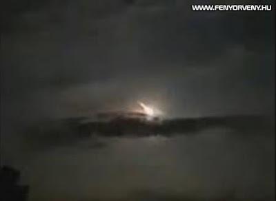 Óriás meteor robbant fel a tenger fölött - a NASA csak most hozta nyilvánosságra