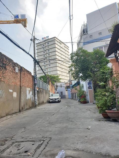 Bán nhà hẻm xe hơi đường Nguyên Hồng phường 1 quận Gò Vấp giá rẻ