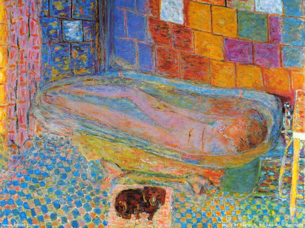 """PIERRE BONNARD: In Search Of Pure Color"" A Wonderful Film"