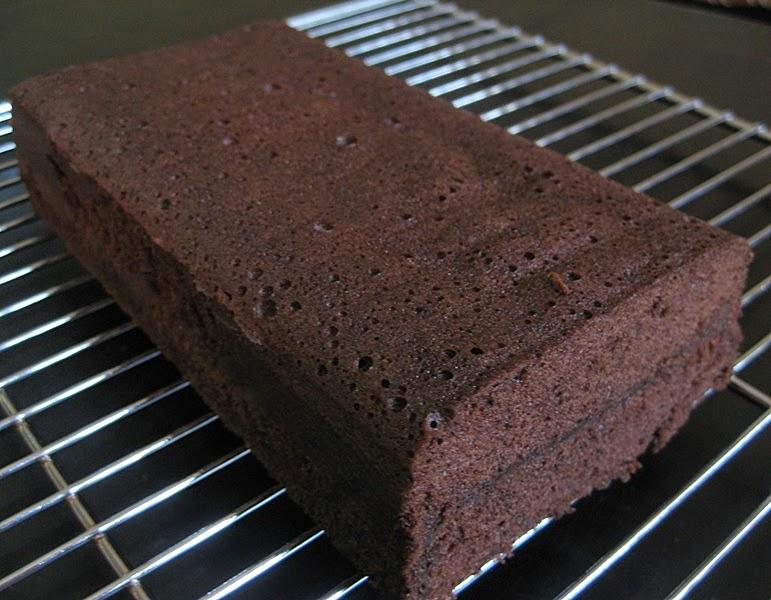 Resep Cake Kukus Coklat Sederhana: Resep Kue Brownis Coklat Kukus Sederhana