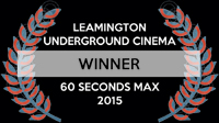 Leamington Underground Cinema winners laurels