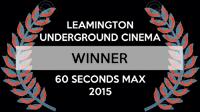 Leamington Underground Cinema winners laurels
