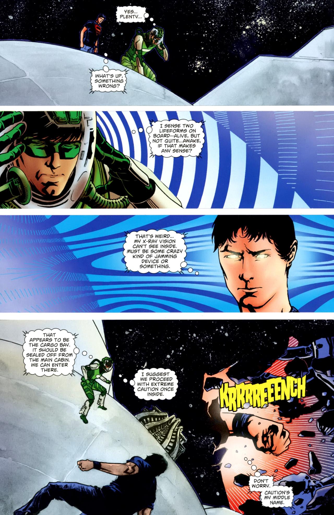 Superboy [I] Issue #7 #7 - English 6