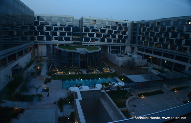 One Night At Hyatt Andaz New Delhi Aerocity Enidhi