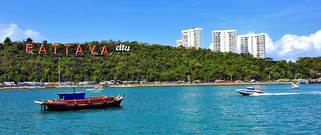 Pattaya à découvrir en Thaïlande