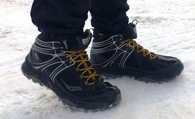 Для компании Saucony выпуск трекинговых кроссовок ProGrid Adventerra GTX  является своего рода попыткой изучения своих возможностей на этом рынке. dcb798d1cb502