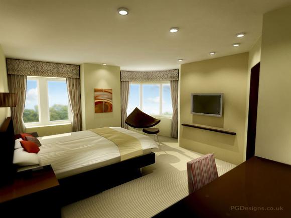 interior design hotel room 11