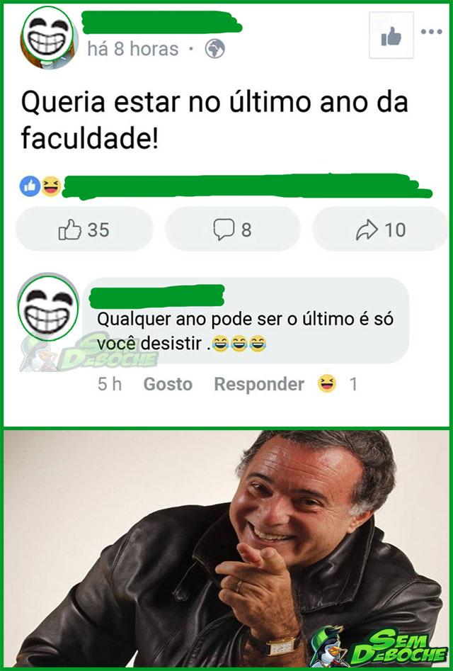 TRAGO VERDADES NOS COMENTÁRIOS