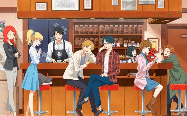 Anime Romance Slice of Life Terbaik - Tada-kun wa Koi wo Shinai