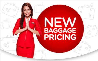 AirAsia: New Baggage Pricing 2016!