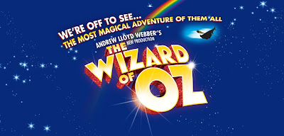 comédie musicale Le Magicien d'Oz Londres