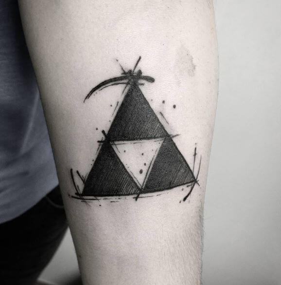 50 Legend Of Zelda Tattoos For Men And Women 2019 Page 5 Of 5