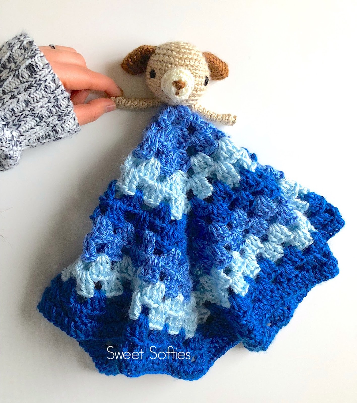 Puppy Lovey Free Crochet Pattern Sweet Softies Amigurumi And