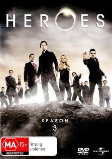 Heroes Temporada 3 (2008 - 2009) Online