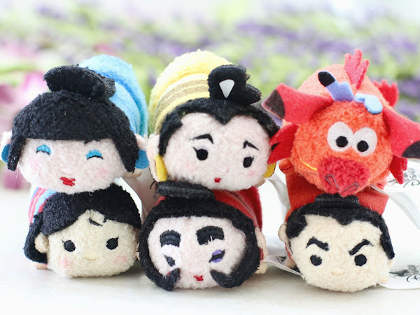 Disney Tsum Tsum Subscription - January 2018 ~ #DisneyTsumTsum
