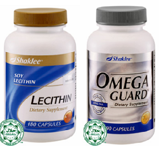 lecithin, omega guard, tips kurus