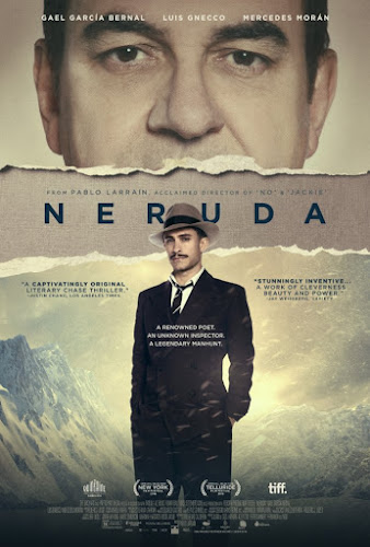 Neruda (BRRip 1080p Español Latino) (2016)