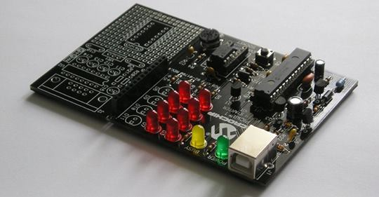 Build 9 PIC Microcontroller Engineering projects today!