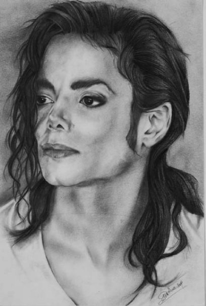 easyeasy step by step how to draw michael jackson