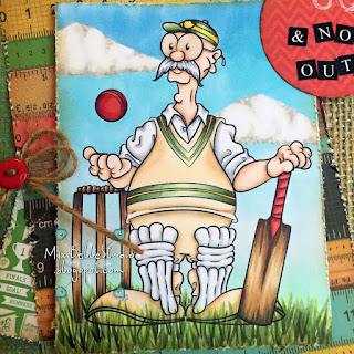 Dr Digi Cricket Derek