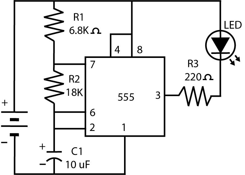 Circuito Electronico : Mantenimiento y reparación de computadoras circuitos