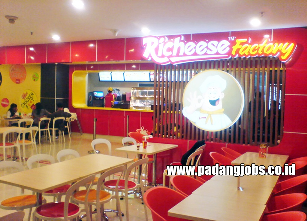 Lowongan Kerja Padang Pt Richeese Kuliner Indonesia Agustus