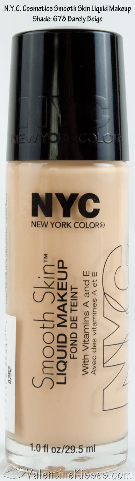 Smooth Skin Liquid Concealer by NYC #7