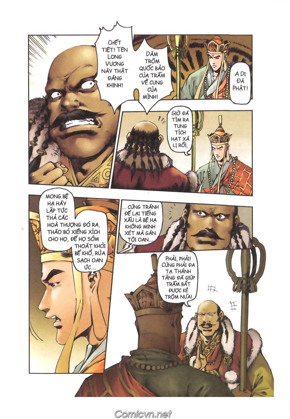 Tây Du Ký màu - Chapter 112 - Pic 4
