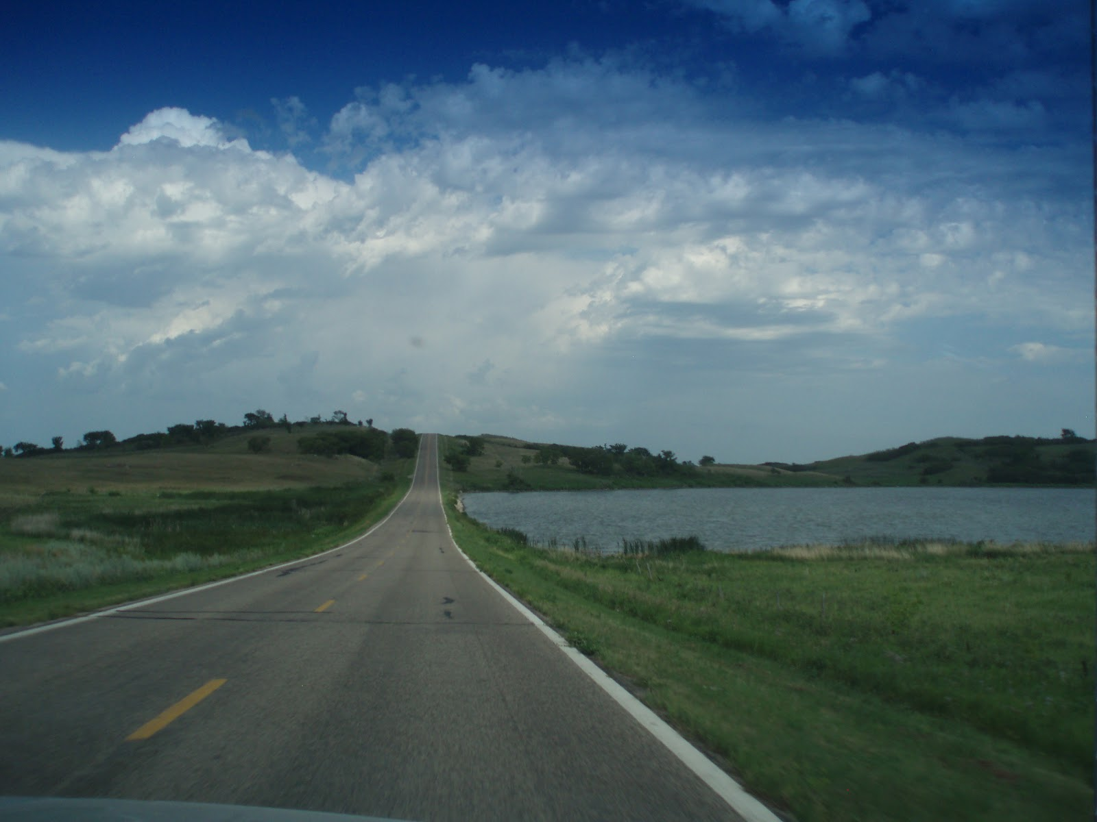 Spirit Lake North Dakota