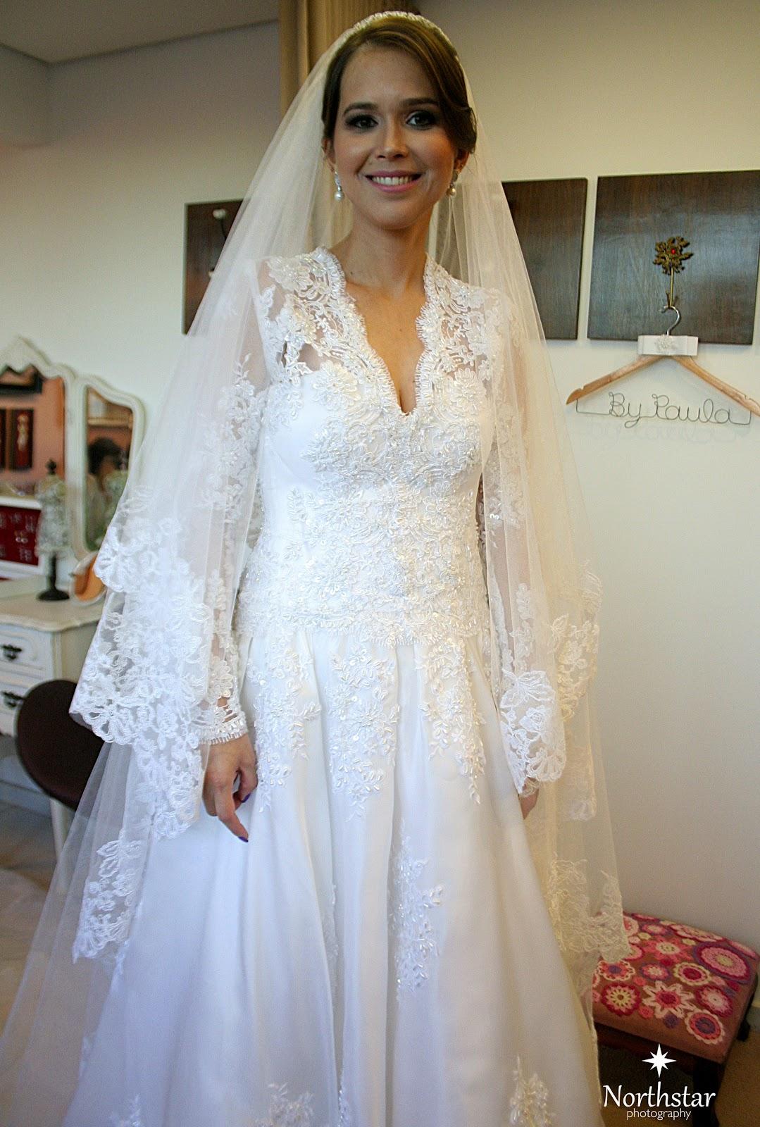 022d7067f Esse é um vestido de noiva feito para você suspirar e sonhar com o dia do  seu casamento