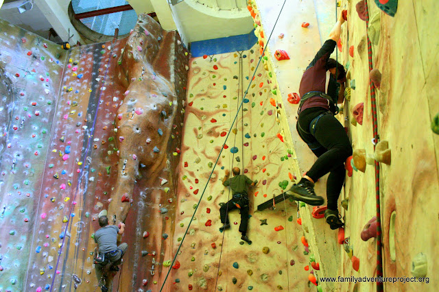Indoor Climbing Lake District